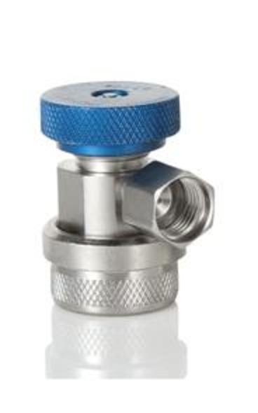 Cupla rapida albastra LP 1/4 sistem climatizare aer conditionat [0]