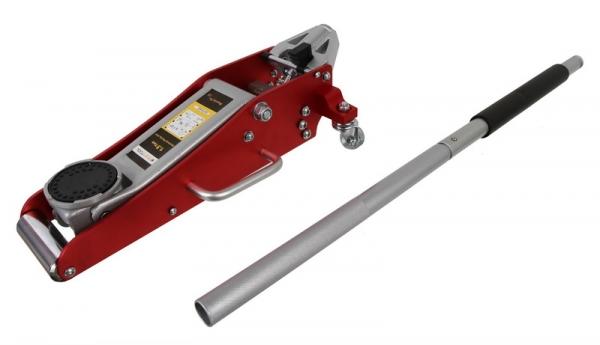 Cric hidraulic tip crocodil aluminiu 1.5T90-358mm ridicare rapida Profitool 0