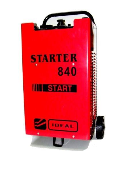 Redresor curent cu functie robot pornire 12/24V STARTER 840 [0]