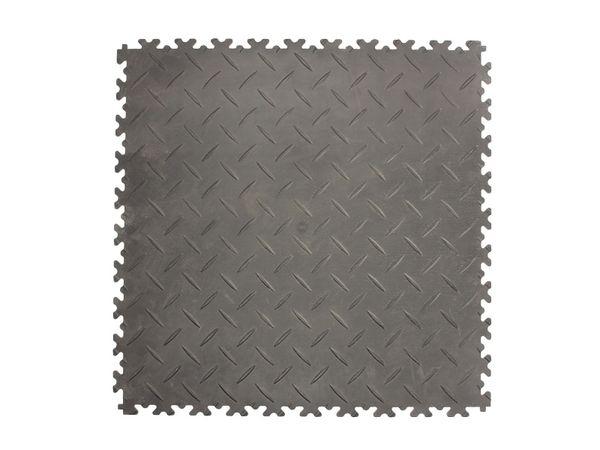 Panou podea placa negru 510x510x7 incarcare mare [0]