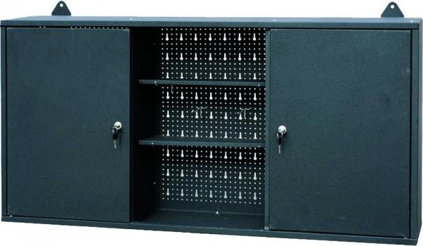 Dulap scule fix cu afisaj 2 sertare inchise 1200x600x200 mm gri 0