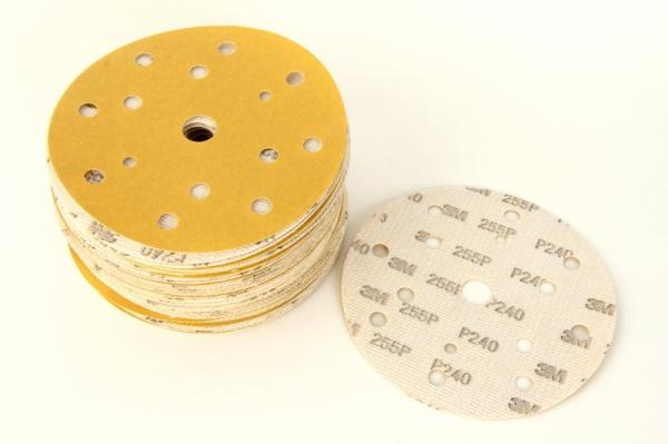 Disc abraziv Hookit P240 galben 100 bucati [0]