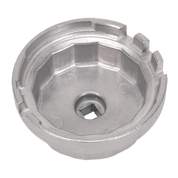 Cheie filtru ulei 3/8 inch unghi O64.5 mm 88mm Toyota [0]