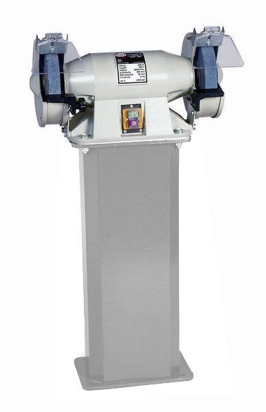 Polizor dublu cu piedestral  iluminat BKS-2500  0
