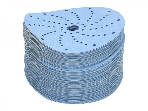 Disc abraziv Montana P180 albastru 100 bucati [0]