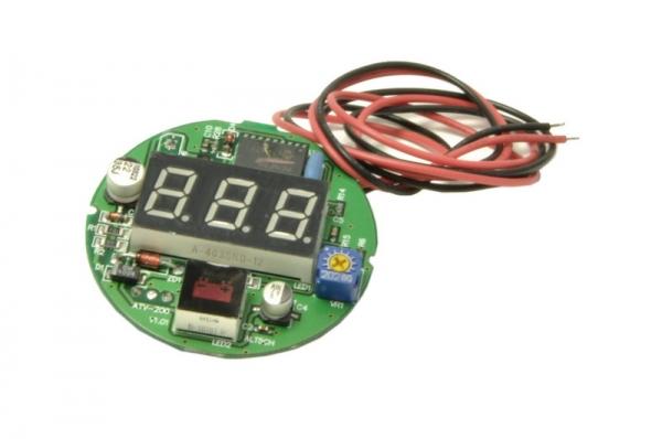 Tester digital voltmetru circuit 0