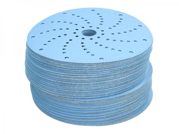Disc abraziv Montana P320 albastru 100 bucati [0]
