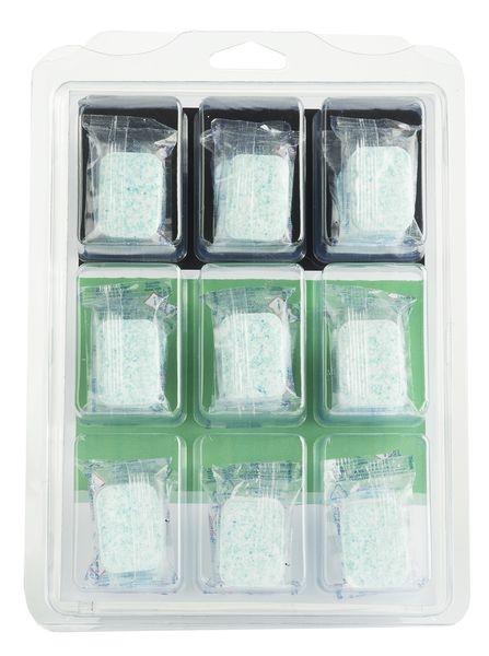 Set 18 tablete curatare condensator aer conditonat 1:5  0