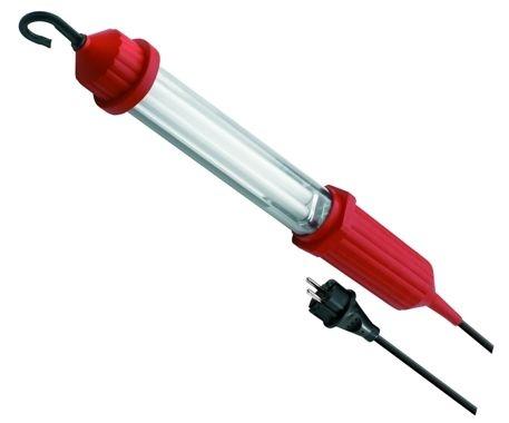 Lampa service portabila cu fir 11W fluorescenta 230V 5m [0]