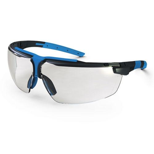 Ochelari protectie Uvex lentile transparente cadru albastru [0]