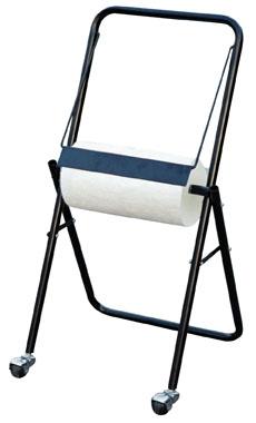 Suport podea metalic bara prosoape hartie 840X710X430 mm 2.8 kg [0]