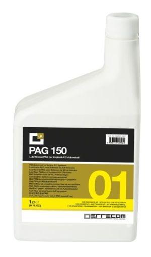 Ulei refrigerant sistem climatizare  PAG OIL 150 cu solutie UV 1 litru 0