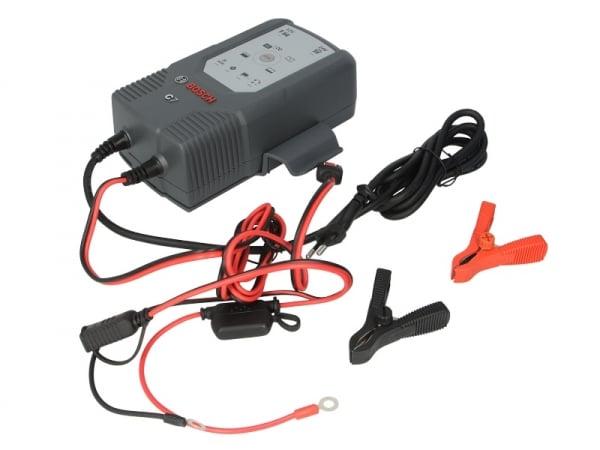 Redresor curent incarcator acumulator  Bosch C7 12/24 V (Ca/Ca; EFB; GEL; VRLA) 0