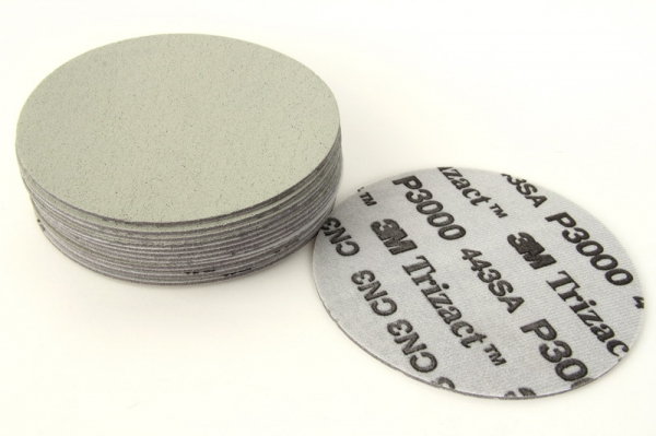 Disc abraziv Trizact 150mm P3000 15 bucati 0