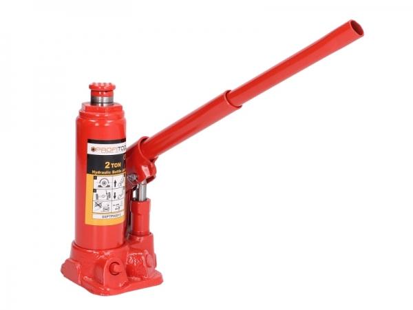 Cric telescopic tip butelie 2T 181-345mm 0