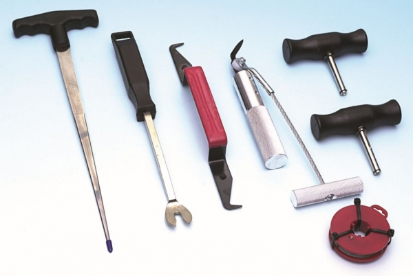 Set instrumente demontaj parbriz  0
