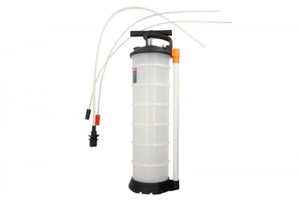 Extractor ulei uzat si lichide cu pompa manual 6.5 litri  0