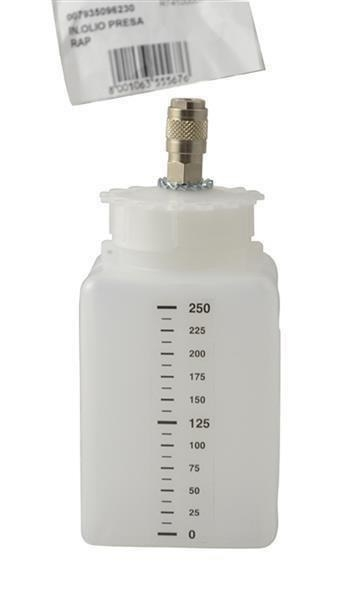 Rezervor ulei substanta contrast aparat clima Clima Tech PLUS / HD / EVO / TOP / NEXT mobil sistem climatizare aer conditionat Magneti Marelli 0