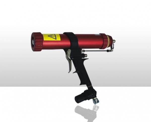 Pistol profesional silicon parbriz 400ml  0