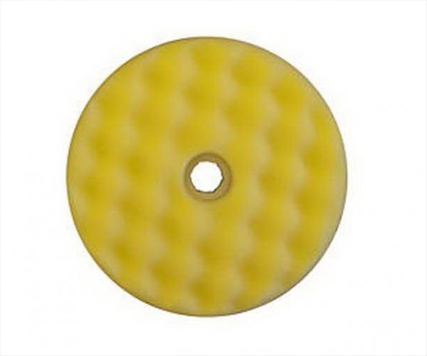 Burete galben valurit cu fata dubla-Quick Connect 150mm   3M 0