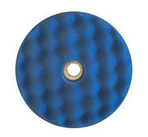 Burete albastru valurit SE cu fata dubla-Quick Connect 150mm 3M [0]