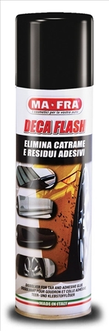 Spray Pentru Indepartat Adeziv Si Bitum Deca Flash 250 ml  Ma-Fra 1