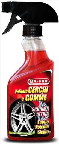 Detergent  Jante Si Anvelope 500 ml  Pulitore Cerchi&Gomme Italia Ma-Fra  0