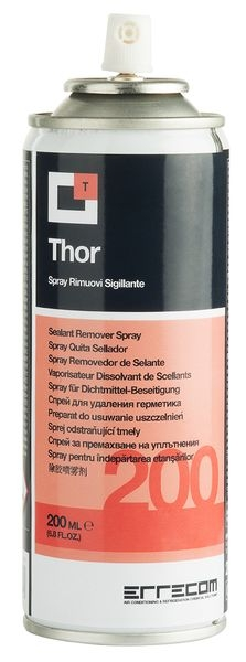 Spray indepartare calaminei sistem climatizare  AC ERRECOM THOR 200 ml 0