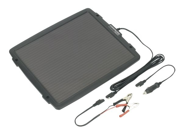 Incarcator baterii Solar 12V/4.8W 0