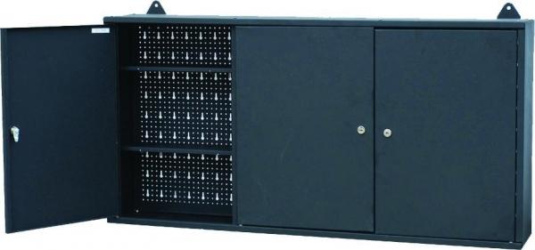 Dulap scule fix 3 sertare inchise 1200x600x200 mm gri 0