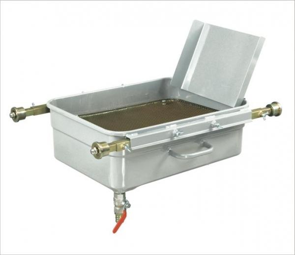 Recipient colectare ulei canal 65 litri 750-1200mm regraj role [0]