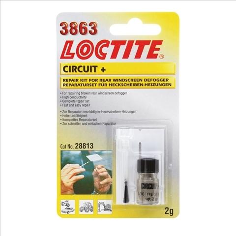 Set reparat dezaburire luneta Loctite 3863 0