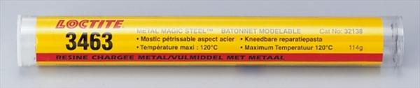 Etansant epoxi bicomponent metal 114g Loctite 3463 [0]