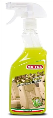 Solutie 3In1 Spalat Tapiseria Din Piele, 500 ml  Ma-Fra    0