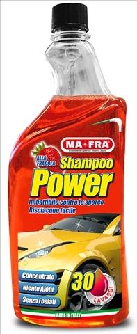 Detergent Auto Shampoo Power 1000 ml  Ma-Fra      0