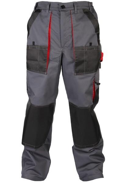 Pantaloni mecanic cu buzunare marimea XL protectie genunchi [0]