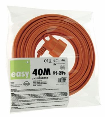 Prelungitor curent 230V cablu 40 m [0]
