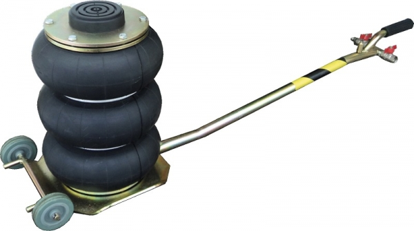 Cric pneumatic tip perna aer 4,5T 145-380mm 6bar  0