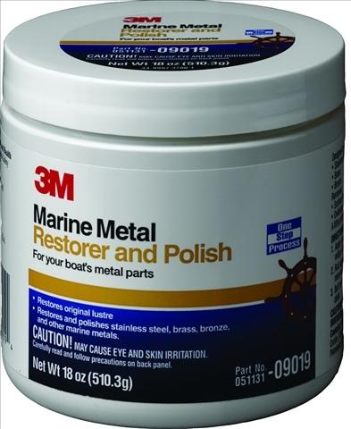 Metal restorer & polish 500 ml 3M 0