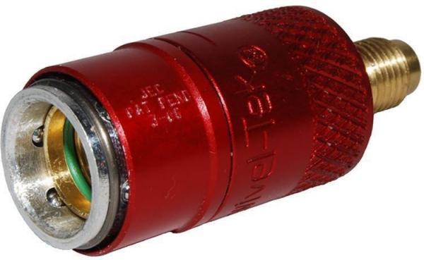 Cupla rapida rosie presiune inalta sistem climatizare auto 180 grade HP [0]