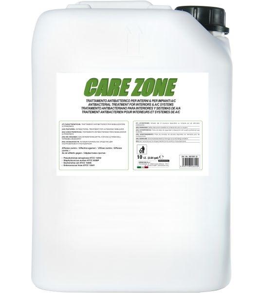 Solutie igienizare dispozitiv ultrasunete Errecom Car Zone 5 litri 0
