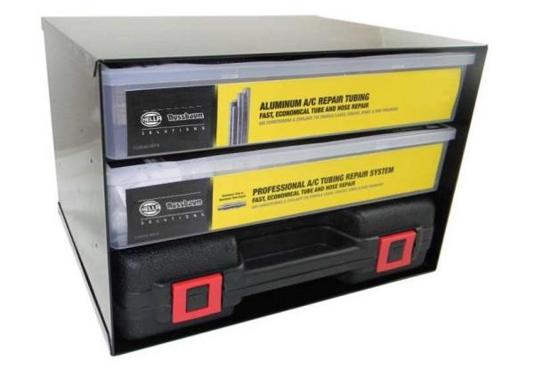 Set reparare conducte metalice aluminiu sistem climatizare aer conditionat auto