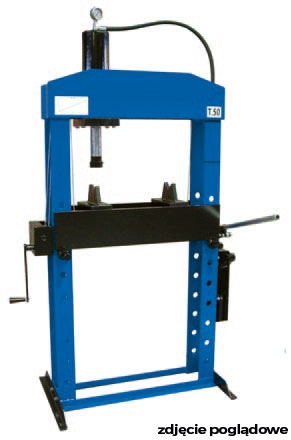 presa hidraulica manuala 50 tone 0