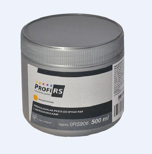 Pasta spalat maini cu material abraziv miros piersica 0.5 litri [0]