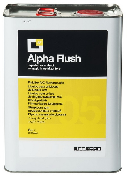 Solutie spalare sisteme climatizare ERRECOM ALPHA FLUSH 5 litri [0]
