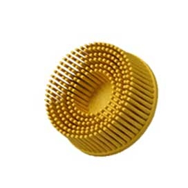 Disc Bristle galben P120 50mm [0]