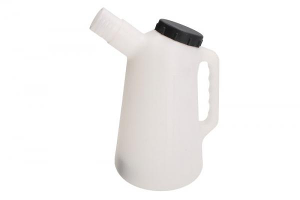 Recipient lichide cu varf flexibil si capac 1 litru 0
