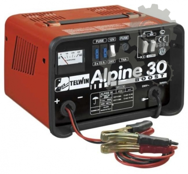Redresor curent Alpine 30 Booster 12/24V [0]