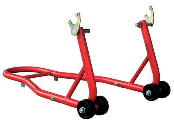 Cric motocicleta stand 200kg roata spate 0