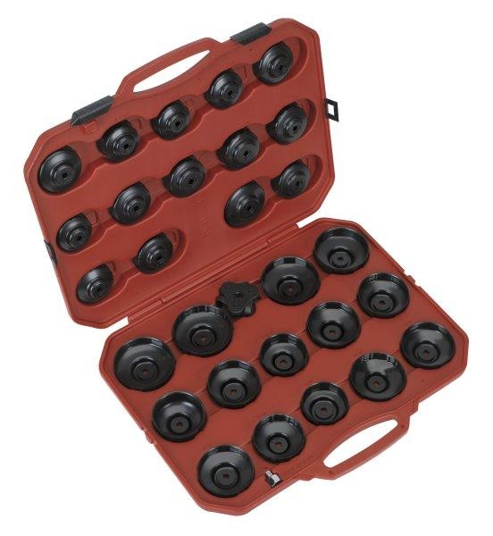 Set 30 chei filtru ulei cu o cheie 3 brate [0]